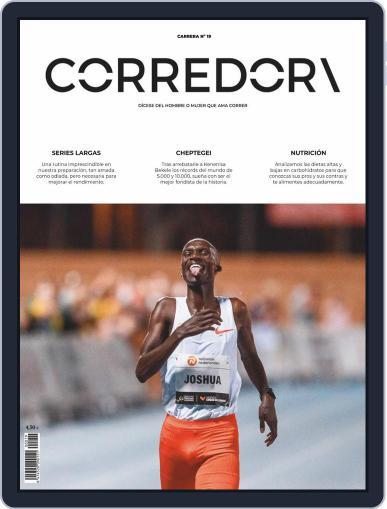 CORREDOR (Digital) November 1st, 2020 Issue Cover