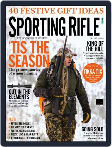 Sporting Rifle (Digital) December 1st, 2020 Issue Cover