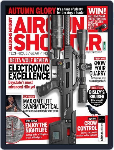 Airgun Shooter (Digital) December 1st, 2020 Issue Cover