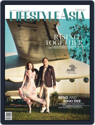 Lifestyle Asia (Digital) November 1st, 2020 Issue Cover