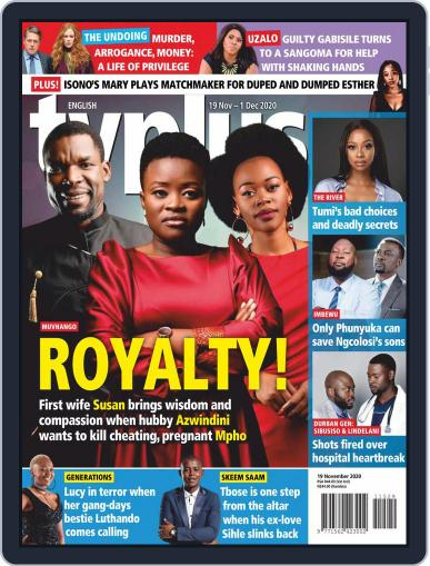 TV Plus English (Digital) November 19th, 2020 Issue Cover