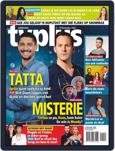 TV Plus Afrikaans (Digital) November 5th, 2020 Issue Cover