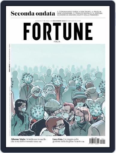 Fortune Italia (Digital) November 1st, 2020 Issue Cover