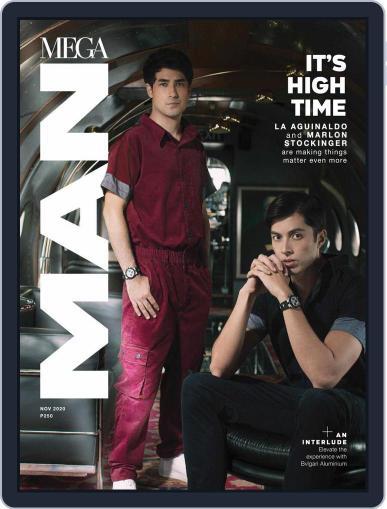 Mega Man (Digital) November 1st, 2020 Issue Cover