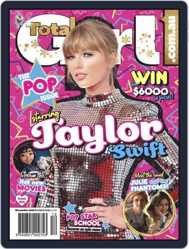 Total Girl (Digital) December 1st, 2020 Issue Cover