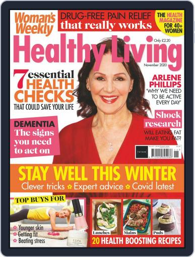 Woman's Weekly Living Series (Digital) November 1st, 2020 Issue Cover