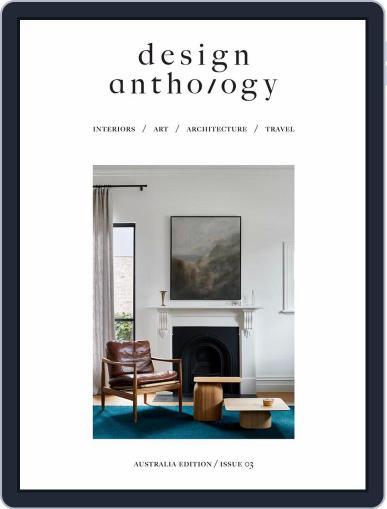 Design Anthology AU (Digital) December 1st, 2020 Issue Cover
