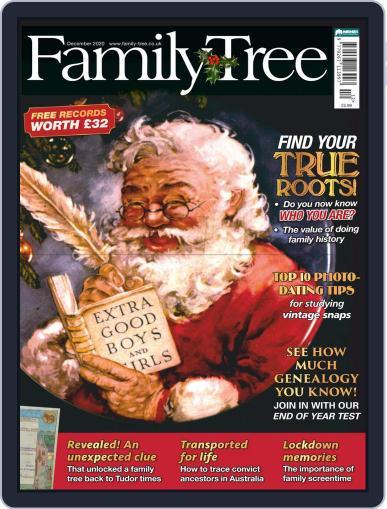 Family Tree UK (Digital) December 1st, 2020 Issue Cover