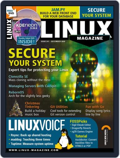 Linux (Digital) December 1st, 2020 Issue Cover