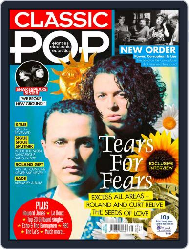 Classic Pop (Digital) November 1st, 2020 Issue Cover