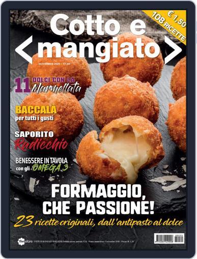 Cotto e Mangiato (Digital) November 1st, 2020 Issue Cover