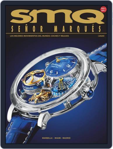 SMQ - SEÑOR MARQUÉS (Digital) June 19th, 2020 Issue Cover