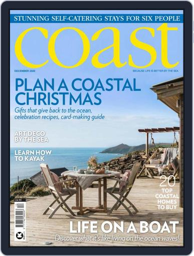 Coast (Digital) December 1st, 2020 Issue Cover
