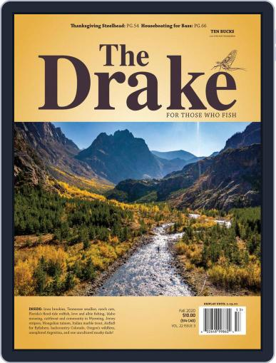 The Drake (Digital) October 10th, 2020 Issue Cover