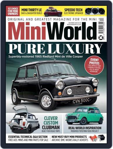 MiniWorld (Digital) December 1st, 2020 Issue Cover
