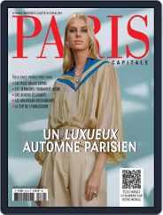 Paris Capitale (Digital) Subscription October 1st, 2020 Issue