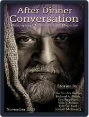 After Dinner Conversation: Philosophy | Ethics Short Story (Digital) Subscription November 1st, 2020 Issue