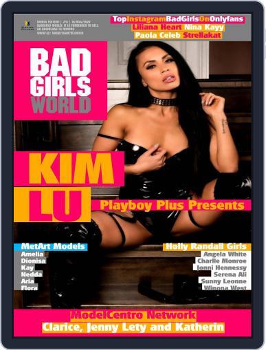 Bad Girls (Digital) September 5th, 2020 Issue Cover
