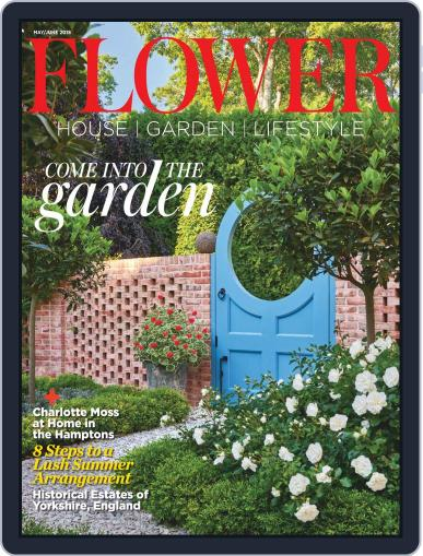 Flower (Digital) May 1st, 2018 Issue Cover