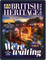British Heritage Travel Magazine (Digital) Subscription May 1st, 2021 Issue