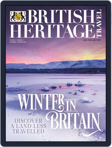 British Heritage Travel (Digital) November 1st, 2020 Issue Cover