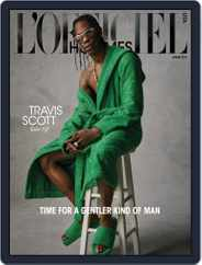 L'OFFICIEL HOMMES USA Magazine (Digital) Subscription March 22nd, 2021 Issue