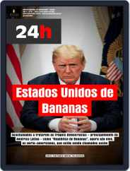 24H Brasil Magazine (Digital) Subscription January 15th, 2021 Issue