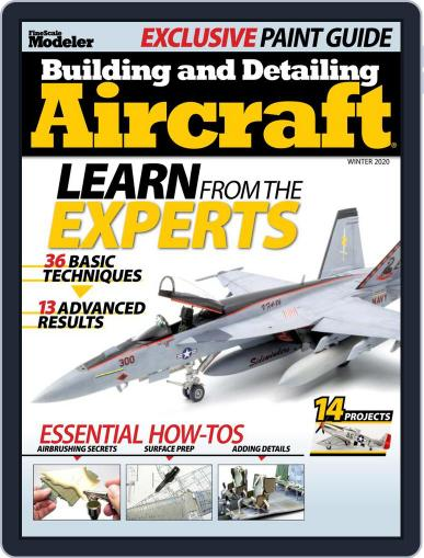 Building and Detailing Aircraft October 20th, 2020 Digital Back Issue Cover