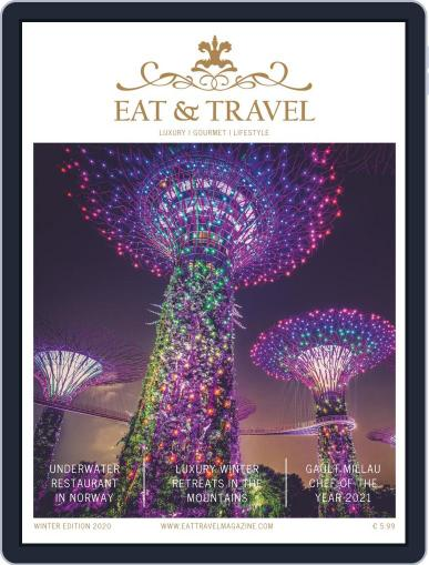 Eat & Travel Magazine (Digital) December 20th, 2020 Issue Cover