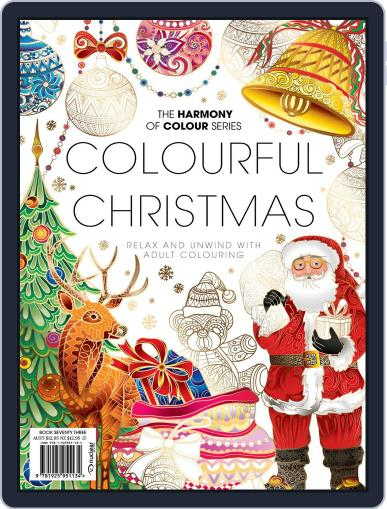 Colouring Book: Colourful Christmas Magazine (Digital) November 13th, 2020 Issue Cover