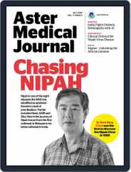 Aster Medical Journal ( AMJ) Magazine (Digital) Subscription July 1st, 2019 Issue
