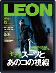 LEON レオン (Digital) Subscription November 6th, 2020 Issue
