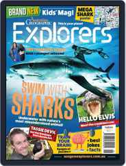 Australian Geographic Explorers Magazine (Digital) Subscription November 1st, 2020 Issue