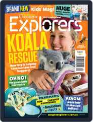 Australian Geographic Explorers Magazine (Digital) Subscription January 1st, 2021 Issue