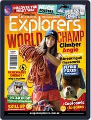 Australian Geographic Explorers Magazine (Digital) Subscription May 1st, 2021 Issue