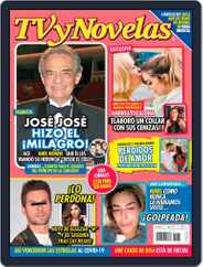 TV y Novelas México (Digital) Subscription November 16th, 2020 Issue