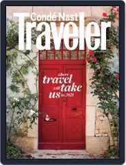 Conde Nast Traveler (Digital) Subscription December 1st, 2020 Issue