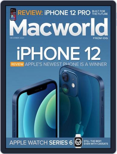 Macworld December 1st, 2020 Digital Back Issue Cover