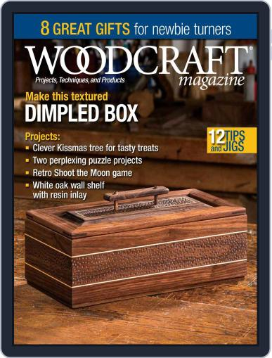 Woodcraft (Digital) December 1st, 2020 Issue Cover