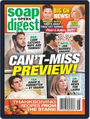 Soap Opera Digest (Digital) Subscription November 30th, 2020 Issue