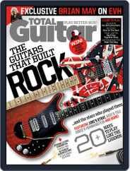 Total Guitar (Digital) Subscription December 1st, 2020 Issue