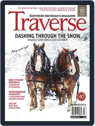 Traverse, Northern Michigan's (Digital) December 1st, 2020 Issue Cover
