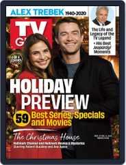 Tv Guide (Digital) Subscription November 23rd, 2020 Issue