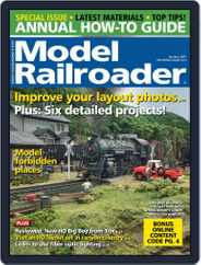 Model Railroader (Digital) Subscription January 1st, 2021 Issue