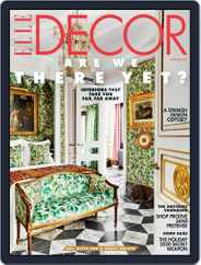 ELLE DECOR (Digital) Subscription December 1st, 2020 Issue