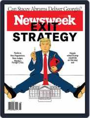 Newsweek (Digital) Subscription November 27th, 2020 Issue