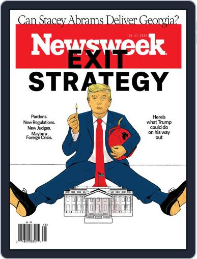 Newsweek (Digital) November 27th, 2020 Issue Cover