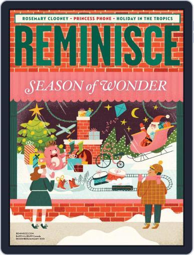 Reminisce (Digital) December 1st, 2020 Issue Cover