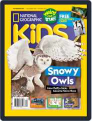National Geographic Kids (Digital) Subscription December 1st, 2020 Issue