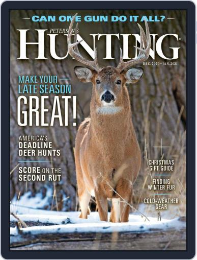Petersen's Hunting (Digital) December 1st, 2020 Issue Cover